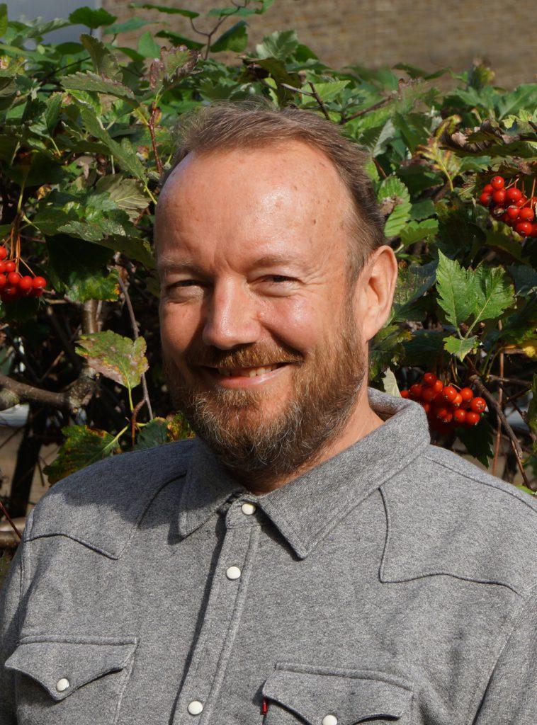 Søren Lauritzen portræt