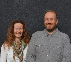 Birgitte Coste og Søren Lauritzen