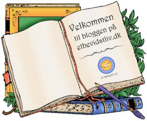 Blog for personlig udvikling på Et Bevidst Liv. Billede af åben bog.